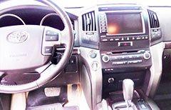Toyota taxi Liptov